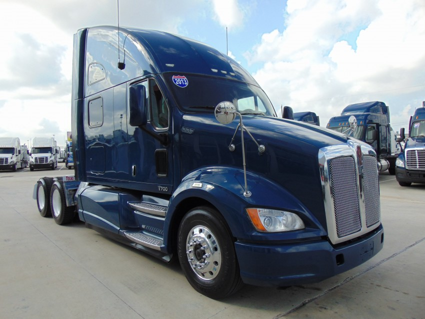 2013 Kenworth T700 Texas Truck Sales
