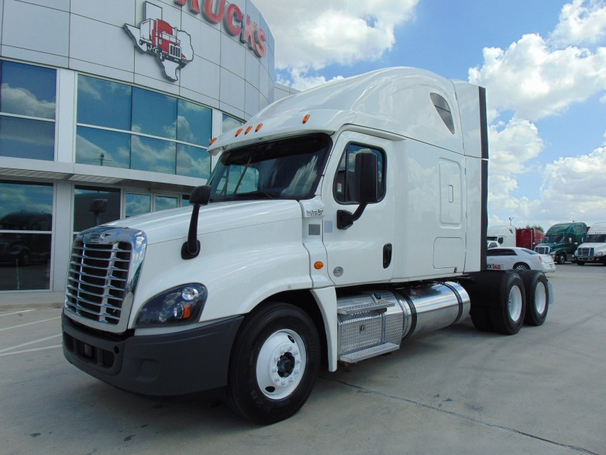 2015 Freightliner CASCADIA Texas Truck Sales