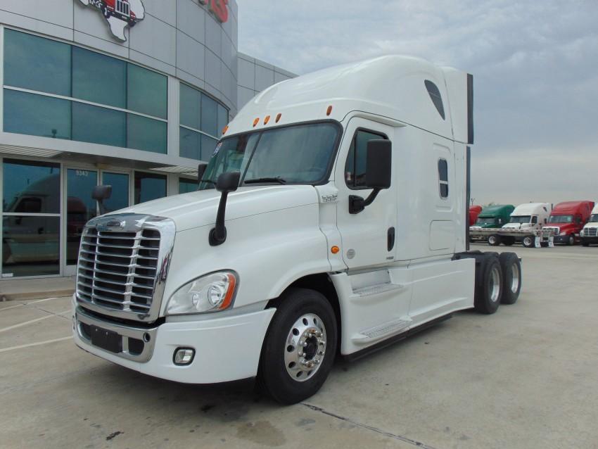 2015 Freightliner CASCADIA – Texas Truck Sales