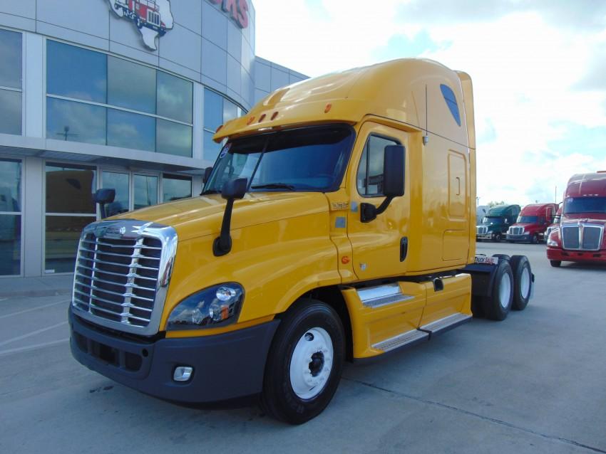 2014 Freightliner CASCADIA – Texas Truck Sales